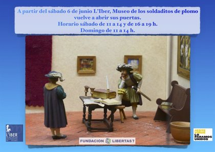 El museo L'Iber de soldaditos de plomo de Valencia logra el Traveller's Choice