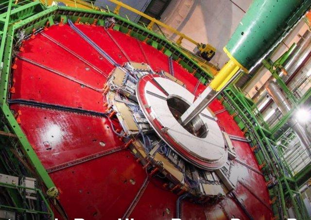 Evidencia de que el bosón de Higgs se descompone en dos muones