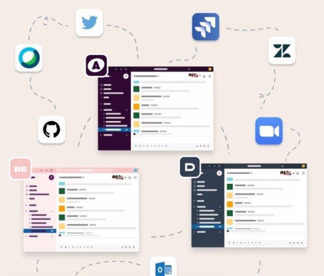 Slack anuncia los mensajes directos en Slack Connect