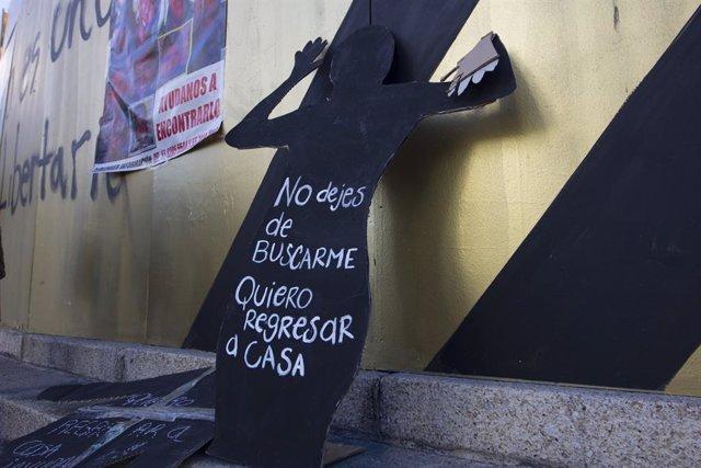México.- México cifra en más de 77.000 las personas desaparecidas desde 2006, co
