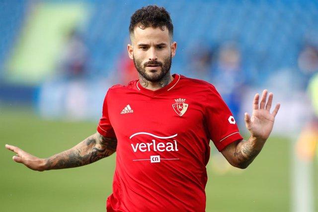 Fútbol.- Osasuna renueva a Rubén García hasta 2024