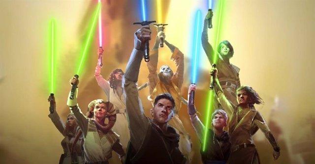 Revelada la intro de Star Wars: La Alta República