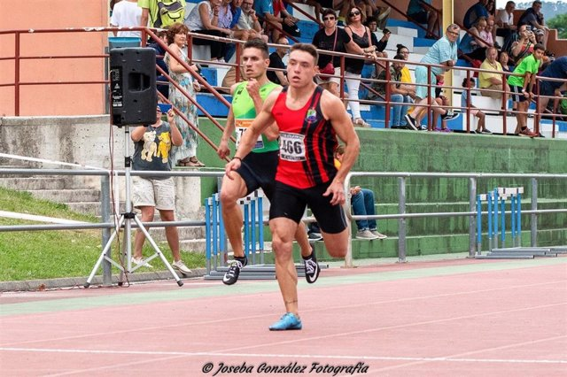 Imagen de archivo de atletismo