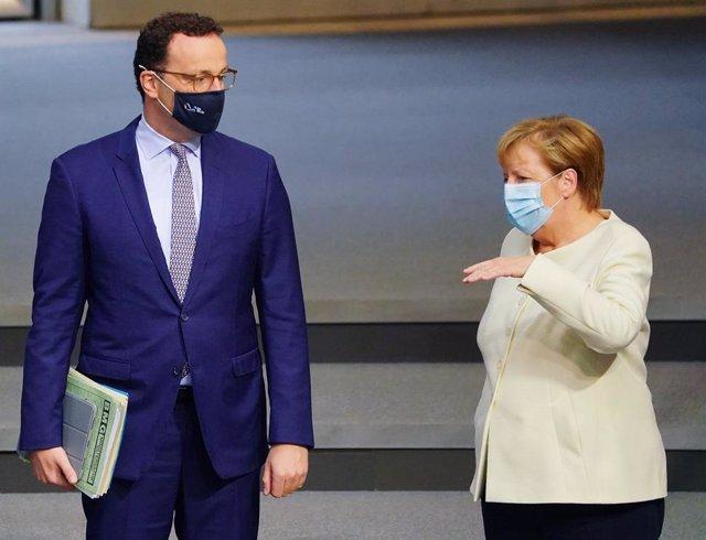 Coronavirus.- Alemania marca la mayor cifra de casos de coronavirus en un día de