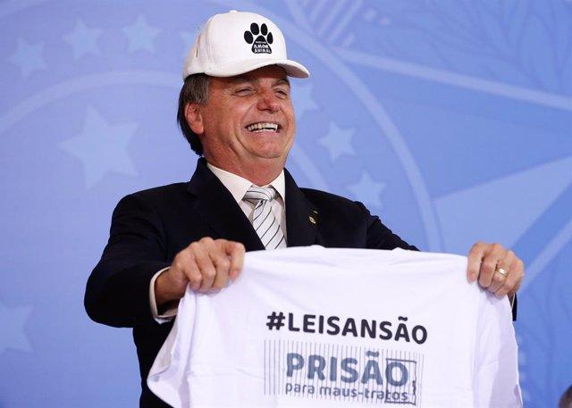 """Brasil.- Bolsonaro da por culminada la operación 'Lava Jato' """"porque no hay más"""