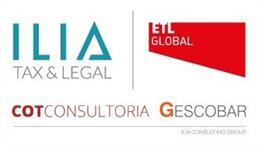 Despachos profesionales que integran Ilia Consulting Group