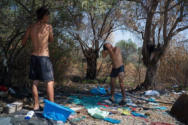Europa.- Las ONG denuncian que la situación de los migrantes no ha mejorado tras