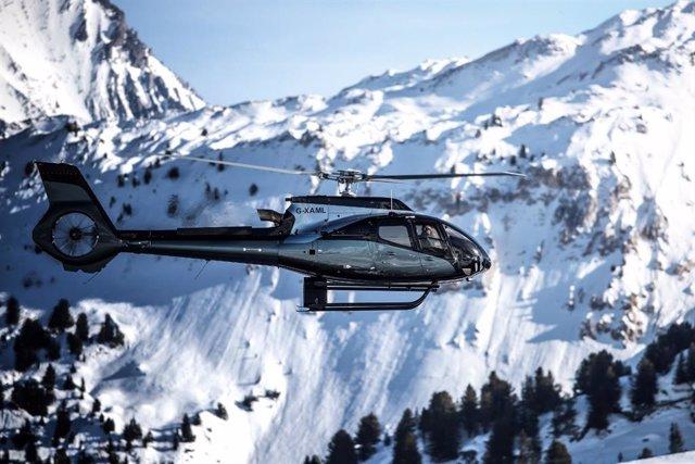 Economía/Motor.- El helicóptero de Airbus edición Aston Martin se entregará en t
