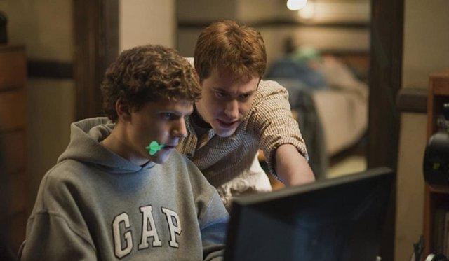 Imagen de la película La Red Social