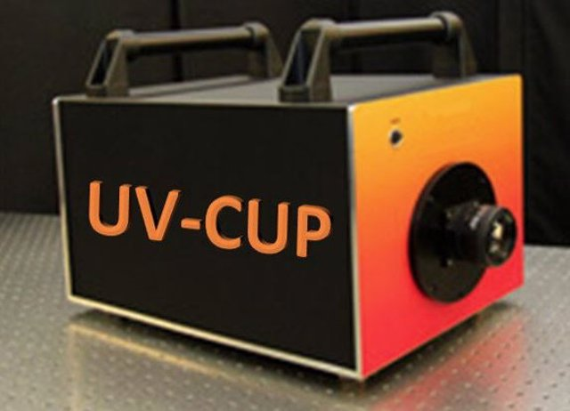 La tecnología de imagen ultra-rápida comprimida se amplia a luz UV