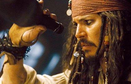 Genial respuesta de Johnny Depp a los directivos de Disney que le acusaron de rodar borracho como Jack Sparrow