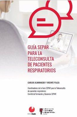 'Guía Para La Teleconsulta De Pacientes Respiratorios'.