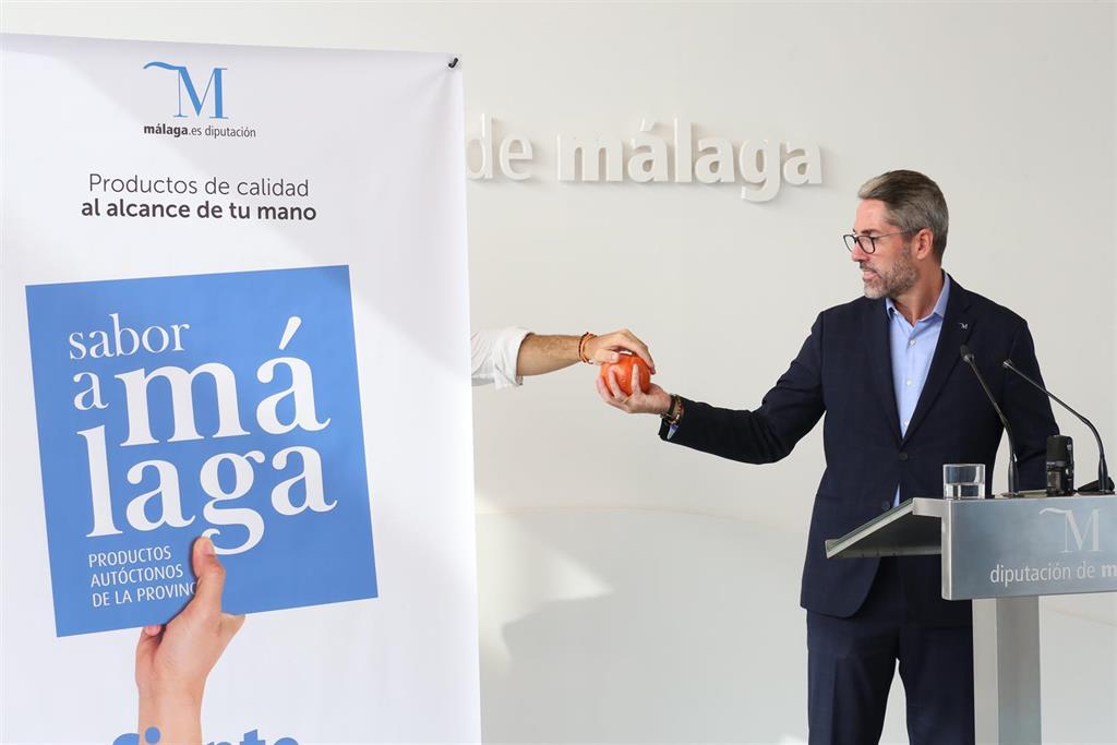 Sabor a Málaga comienza una campaña para potenciar el consumo de productos locales en hogares y hostelería 2