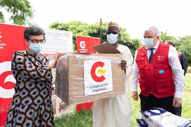 Níger.- España envía 15 toneladas de ayuda humanitaria a Níger tras inundaciones