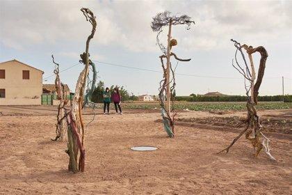 La huerta del Carraixet se consolida como atractivo turístico con la inauguración del 'kilómetro 0' de València