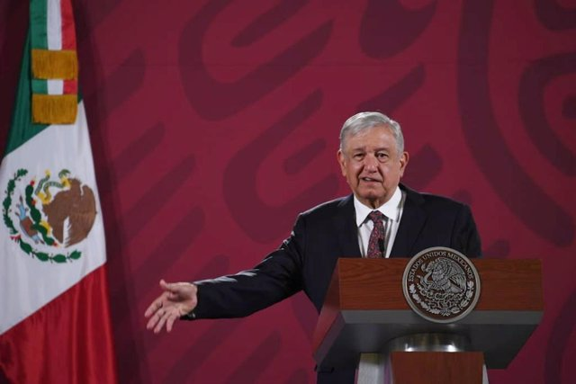 México.- López Obrador niega que la consulta para juzgar a expresidentes tenga u