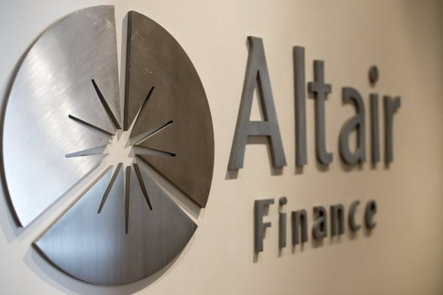 Logo de Altair Finance