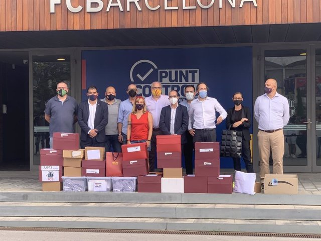 Fútbol.- 'Més que una Moció' y la denuncia del Barça por posibles firmas irregul