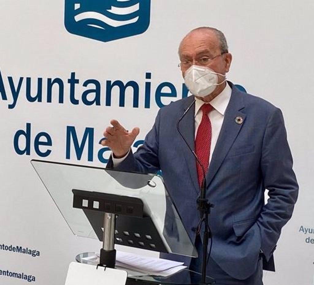 """De la Torre recuerda que el PSOE """"impidió que Coca-Cola tuviera nueva fábrica"""" en Málaga, que """"no cerraría hoy"""" 3"""