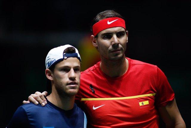 Tenis/Roland Garros.- (Previa) Nadal quiere revancha ante Schwartzman para busca