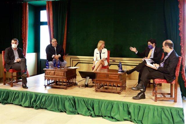 Ciclo de conversaciones Evolución, en Lerma (Burgos).
