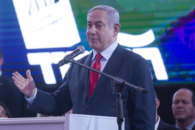 Israel/Jordania.- Israel y Jordania firman un acuerdo para la apertura de sus es