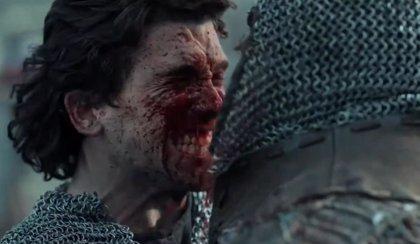Jaime Lorente alza su espada en el épico adelanto de El Cid, la serie de Amazon Prime Video