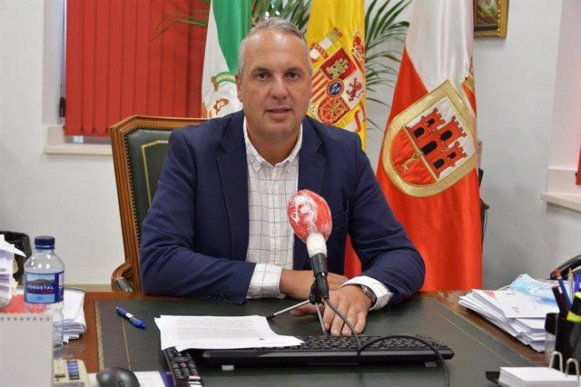 Ruiz Boix, alcalde de San Roque