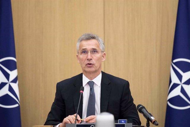 "Afganistán.- La OTAN dice que las tropas aliadas se retirarán ""juntas"" de Afgani"