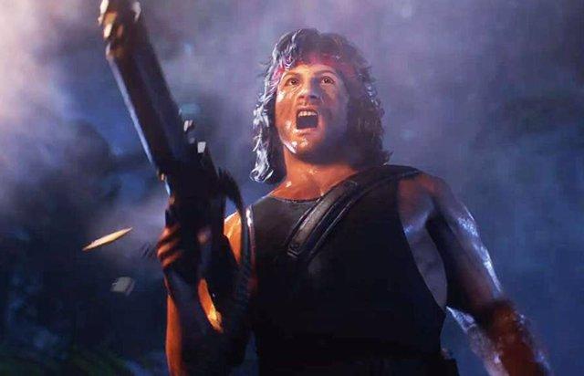 Sylvester Stallone pone voz a Rambo en Mortal Kombat 11 Ultimate