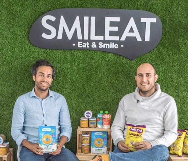 Alberto Jimenez y Javier Quintana, Co-Fundadores y CEOs de Smile