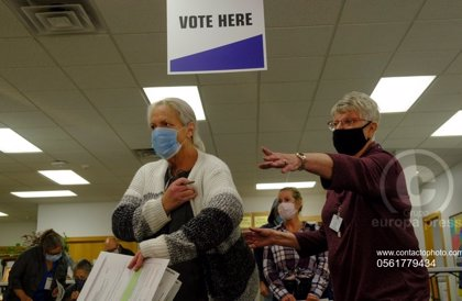 EUA: Millones de estadounidenses han emitido su voto por adelantado