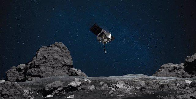 Aluvión de resultados de la misión de la NASA al asteroide Bennu