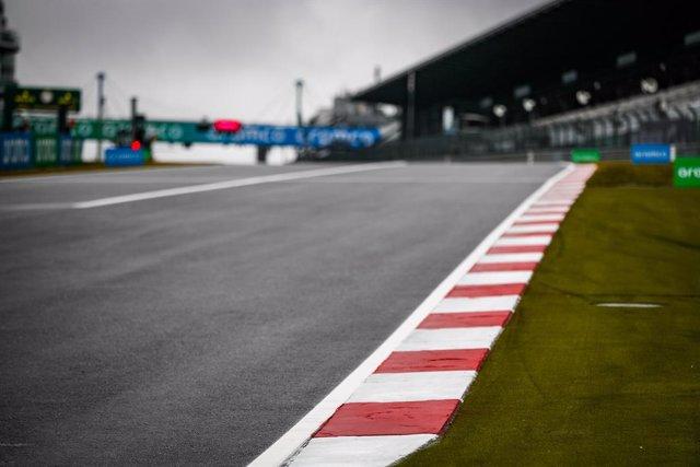 Fórmula 1/GP Eifel.- El mal tiempo anula la primera sesión de libres en Nürburgr