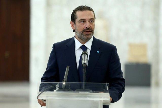 Líbano.- Hariri vuelve a postularse para ser primer ministro de Líbano un año de