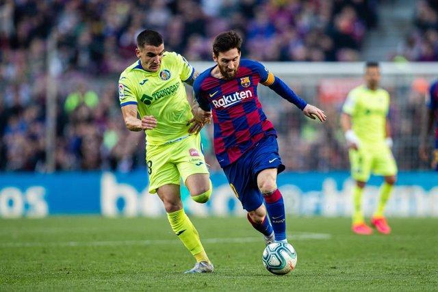 Fútbol.- El FC Barcelona visitará el Coliseum el sábado 17 de octubre a las 21.0