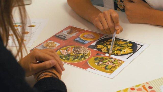 Planificación de menús para evitar trastornos alimentarios e incremento de la obesidad en niños.