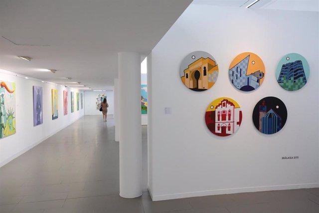 Exposición de EJE y Sacramendo Handmade