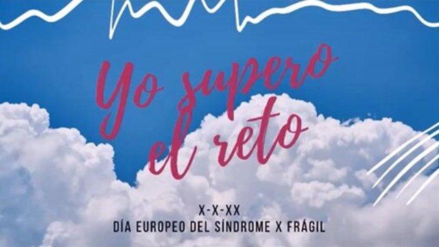 Día Europeo del Síndrome X Frágil.