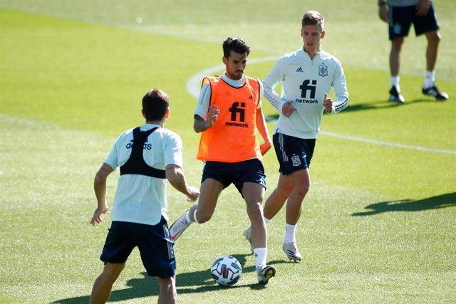 "Fútbol/Selección.- Ceballos: ""Me encantaría tener a Sergio Ramos a mi lado en un"