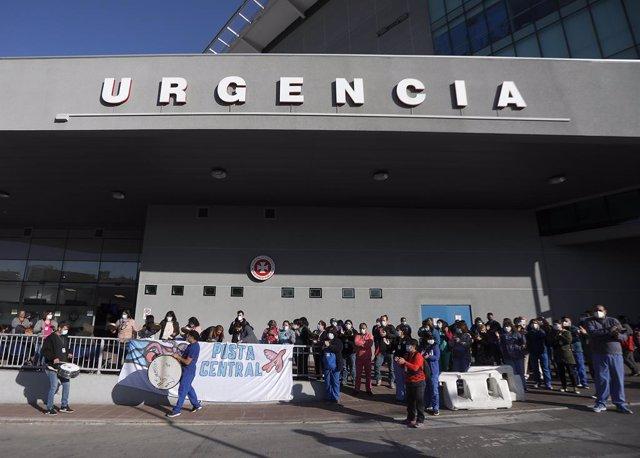 Coronavirus.- Chile añade 1.750 casos más a su balance del coronavirus, que suma
