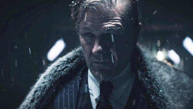 Sean Bean en la temporada 2 de Snowpiercer