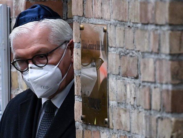 Alemania.- El presidente alemán pide una condena firme contra el antisemitismo e