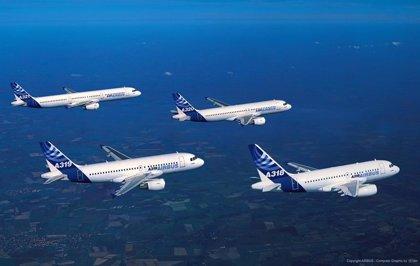 Airbus ha entregado 341 aviones hasta septiembre, un 40% menos que el año pasado