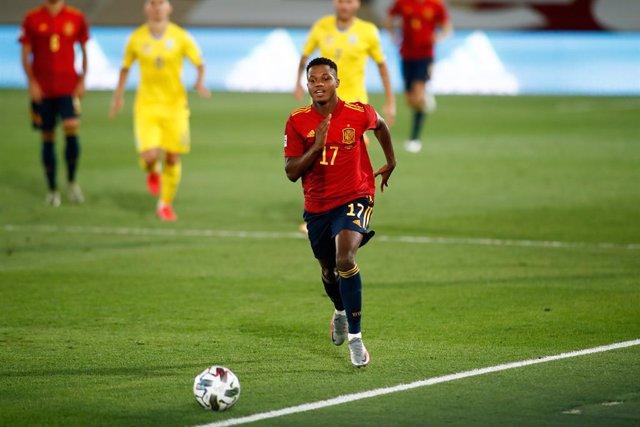 Fútbol/Selección.- Previa del España - Suiza