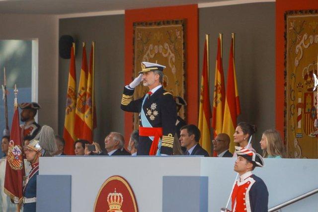 Los Reyes, la Princesa y la Infanta Sofía presidirán el 12-0 un Día de la Fiesta