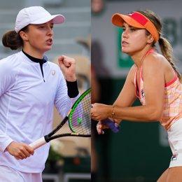 Tenis/Roland Garros.- (Previa) Kenin aspira a un doblete 'grande' contra la sorp