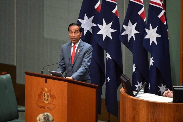 Indonesia.- El presidente de Indonesia muestra su apoyo a la reforma laboral a p