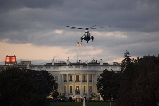 """EEUU.- Fauci califica el brote de coronavirus en la Casa Blanca de """"evento super"""