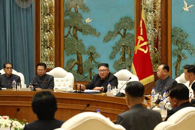 Corea.- Corea del Norte celebra los 75 años del Partido de los Trabajadores entr